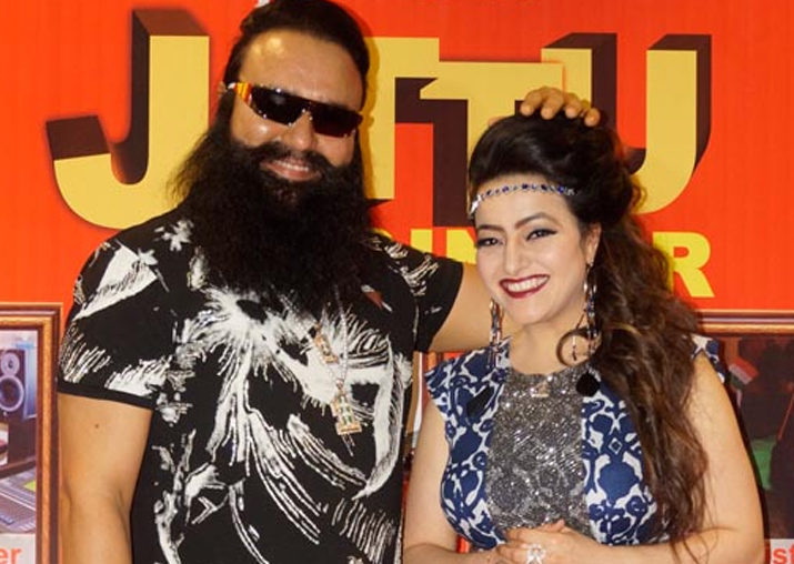 File pic - Honeypreet's driver arrested in Rajasthan