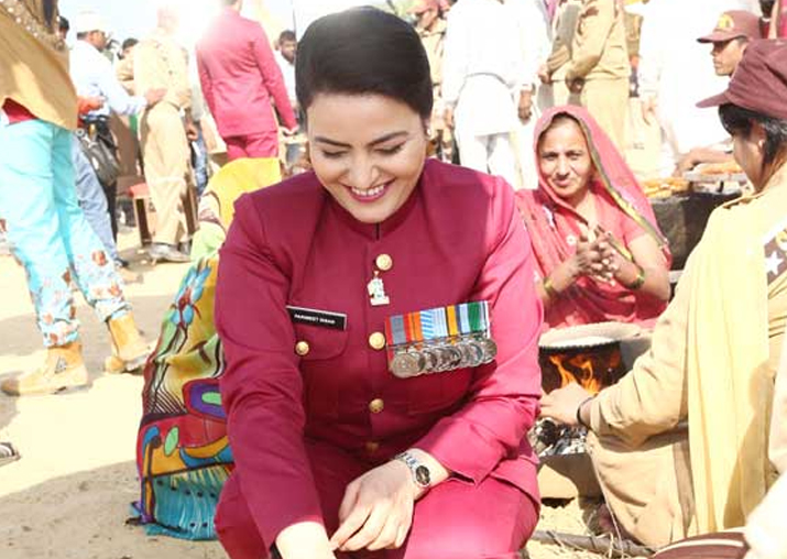 File pic of Honeypreet