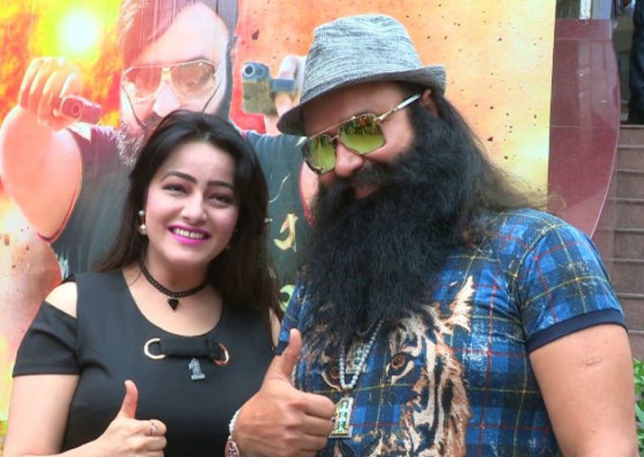Honeypreet was Ram Rahim's lover, father-daughter