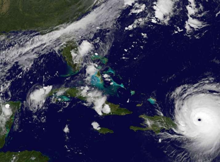 India Tv - Hurricane Irma reaches Puerto Rico on Wednesday