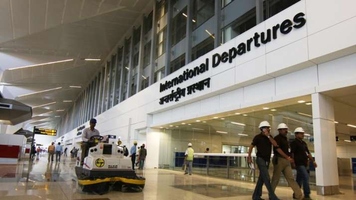 GMR's Rs 16,000cr Delhi airport expansion plan gets