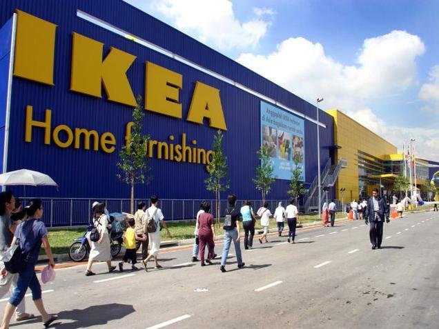 IKEA has picked up 10 acres of real estate in Gurgaon at a