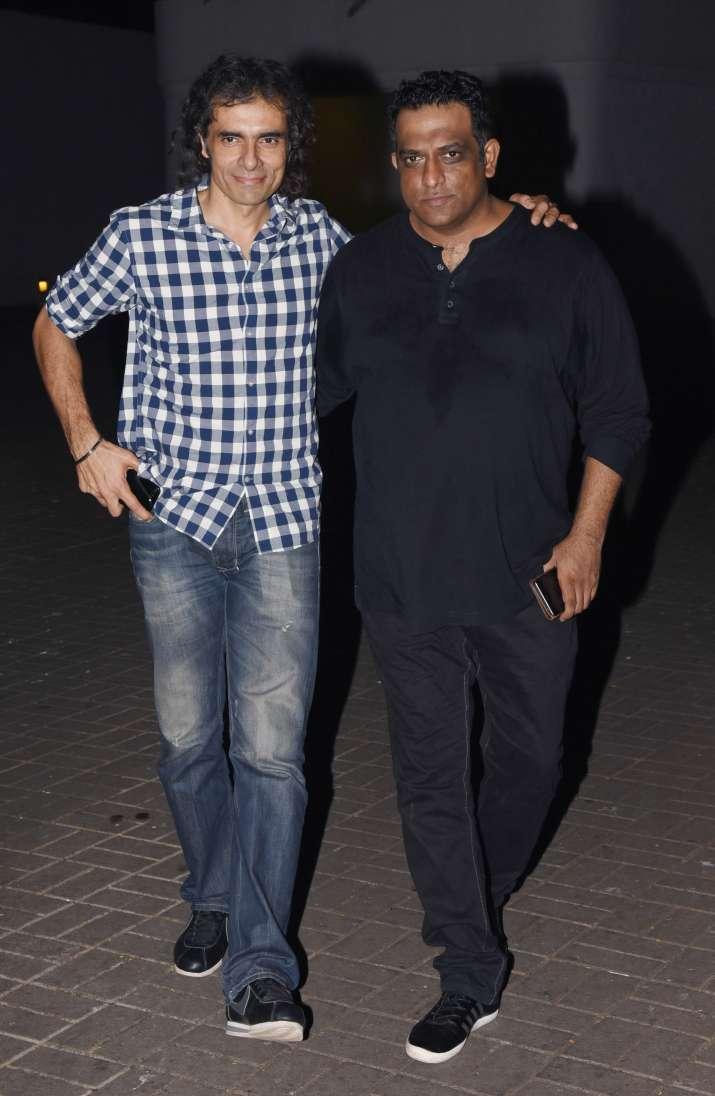 India Tv - Imtiaz Ali, Anurag Basu