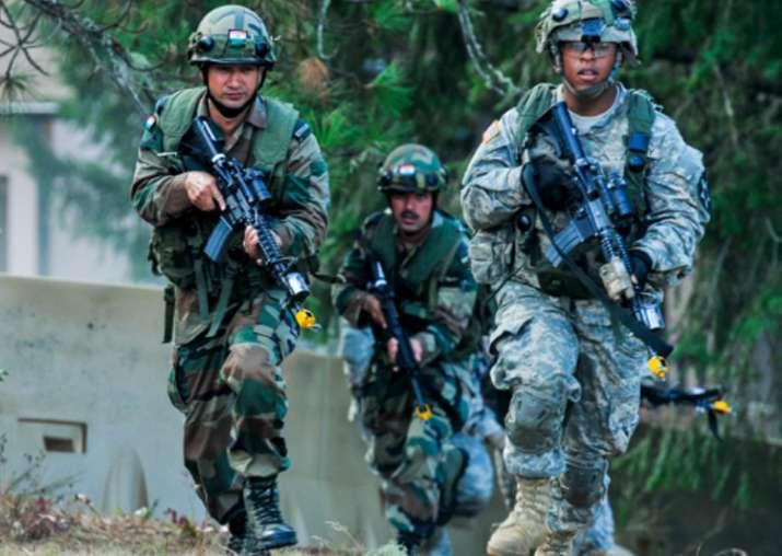 Representational pic - Indo-US mega military exercise