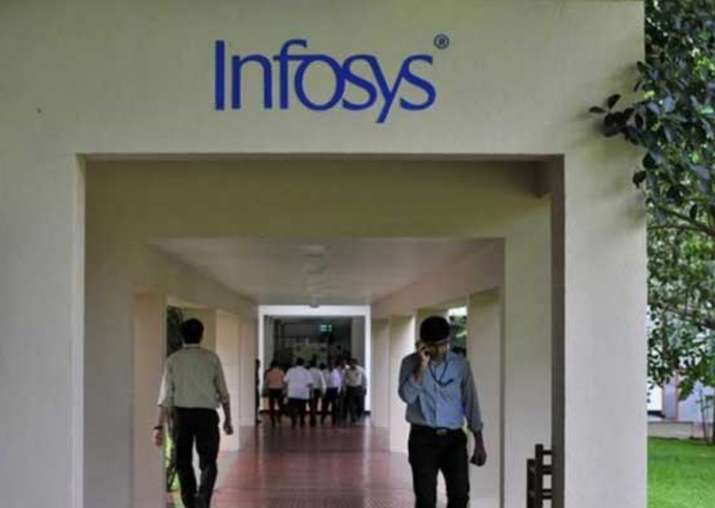 Infosys posted 3.3 per cent growth in net profit Year on