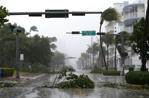 Hurricane Irma regains Category 4 force, makes landfall in
