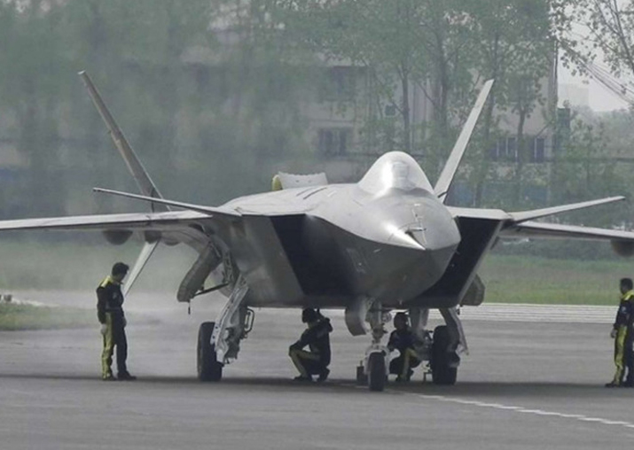 China operationalises fourth-generation stealth fighter