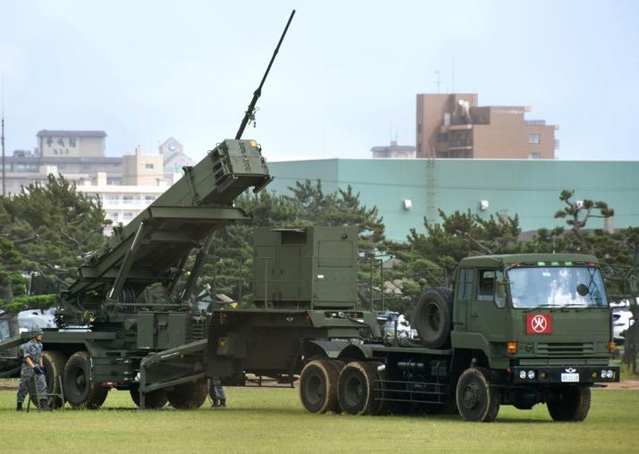 Japan deploys missile interceptor near North Korea flight