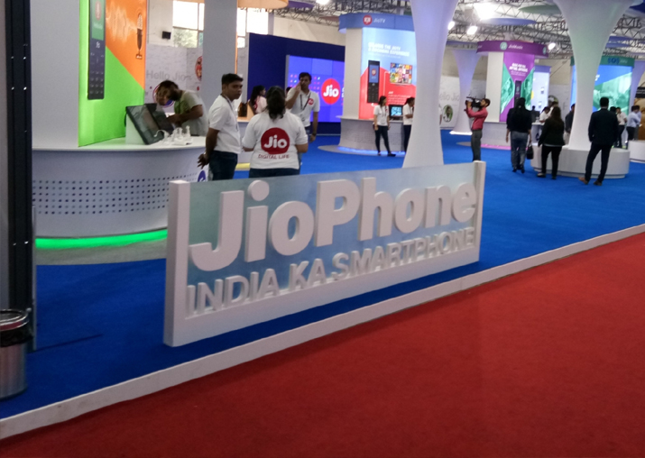 JioPhone represents both equality and diversity: Executive