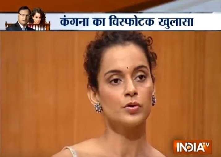 'Kangana Ranaut exposed the dark secrets of Bollywood'
