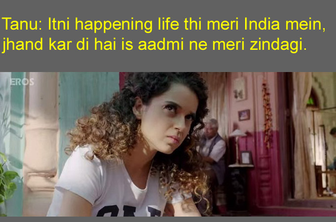 India Tv - Kangana Ranaut's dialogue