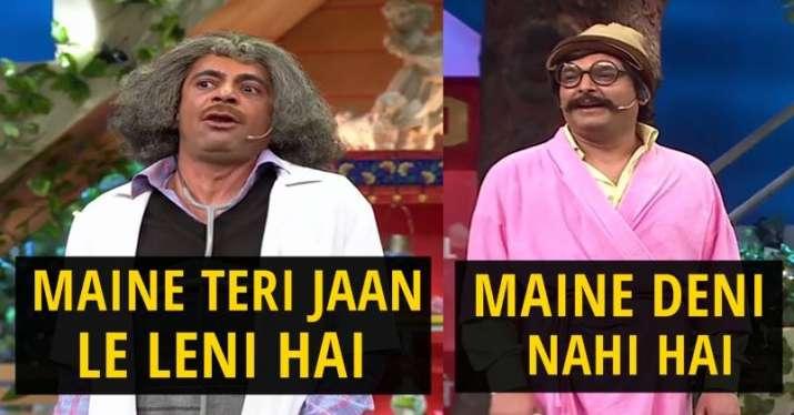 India Tv - Kapil Sharma's joke from his show