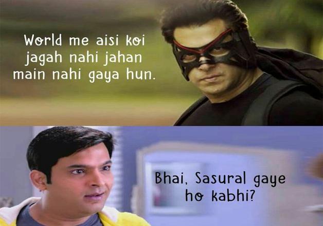 India Tv - Kapil Sharma funny one liners