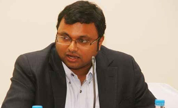 Karti Chidambaram told SC in an affidavit that he owns only