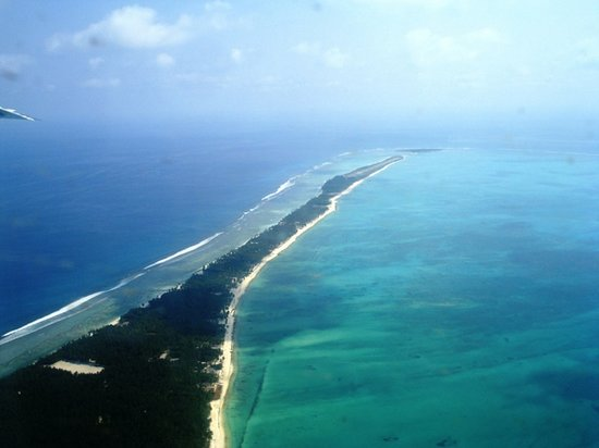 Uninhabited Lakshadeep island vanishes due to coastal