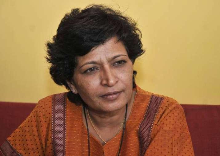 File pic of Gauri Lankesh