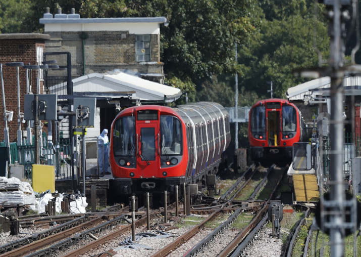 22 injured as London Tube train hit by terror attack