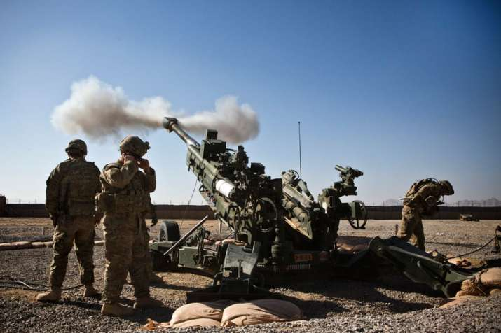 Faulty ammunition reason behind M-777 howitzer explosion: