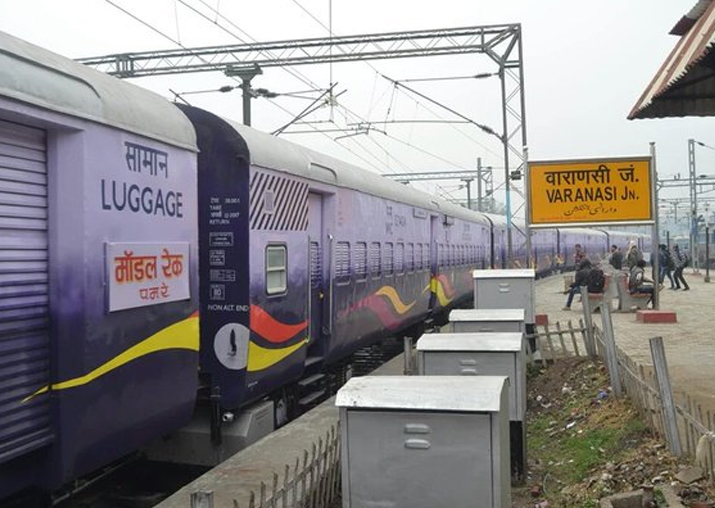 PM Modi to flag off Varanasi-Vadodara Mahamana Express on