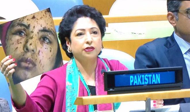 India Tv - Pakistan's Permanent Representative to UN Maleeha Lodhi