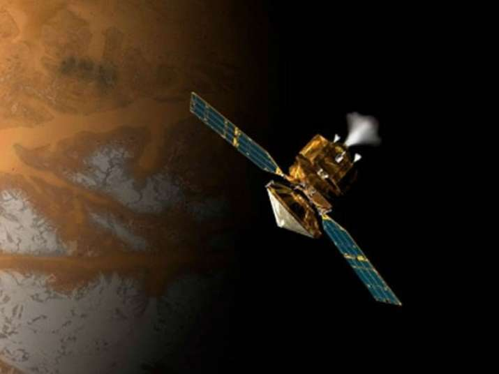 India Tv - Mangalyaan completes three years in Mars Orbit