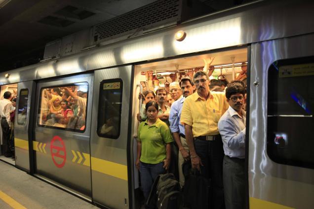 Delhi Metro hikes fare second time a year