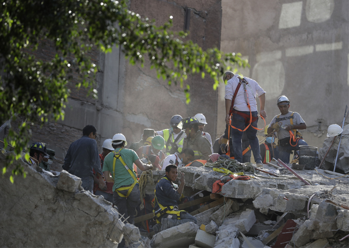 Mexico earthquake aftermath in pics: Nearly 250 dead,
