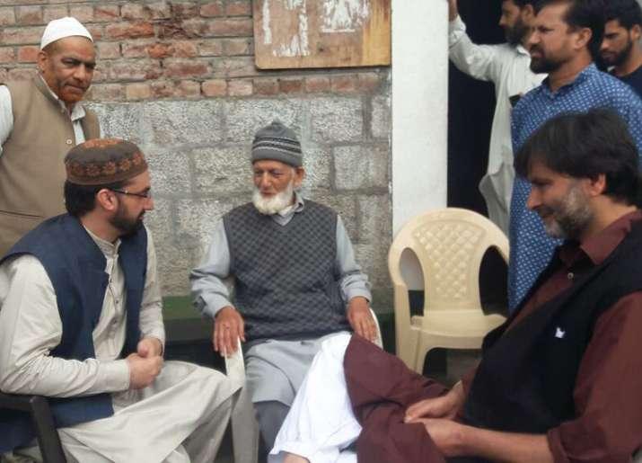 Syed Ali Shah Geelan