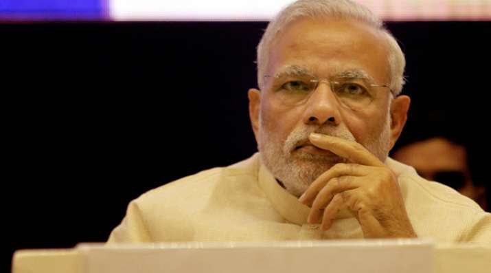 India Tv - Prime Minister Narendra Modi is pushing the idea through hurdles