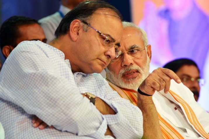 PM Modi to meet Jaitley, officials today