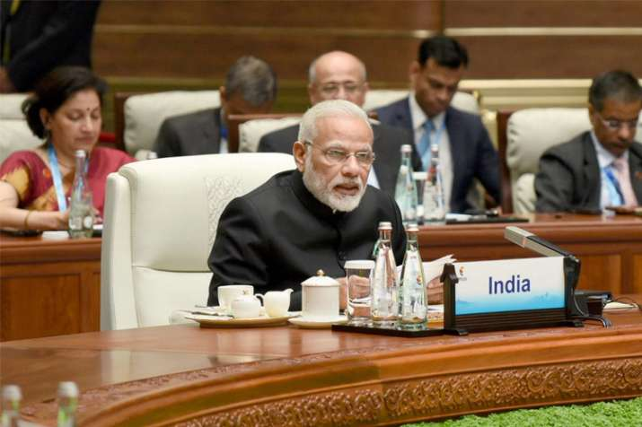 PM Modi at BRICS