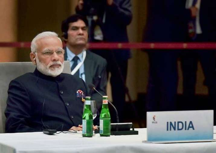 File pic - Can't divulge what PM will speak at BRICS Summit