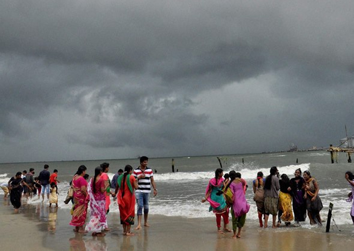 Representational pic - Withdrawal of southwest monsoon