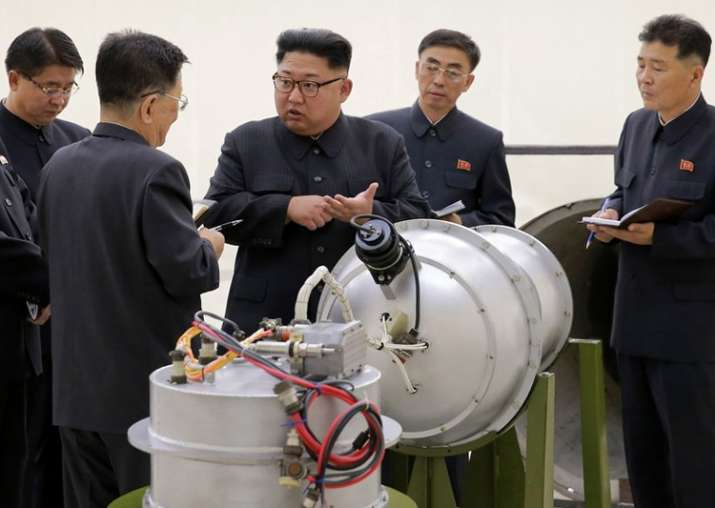 Hydrogen bomb or not, experts say North Korea near its
