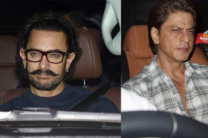Aamir Khan, Shah Rukh Khan- India TV