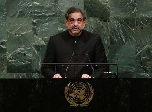 India Tv - Pakistan PM Shahid Abbasi