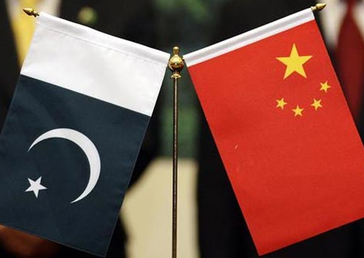 Resolve Kashmir issue bilaterally with India, China tells