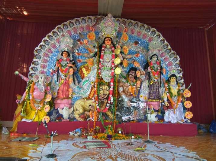 India Tv - Sahasrabdi Durga Puja Committee
