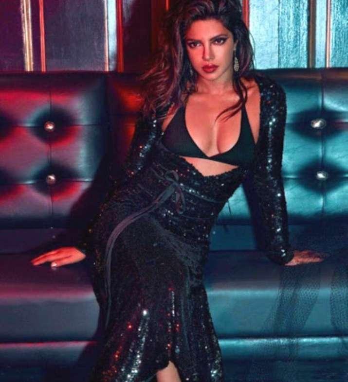 India Tv - Priyanka Chopra, photoshoot