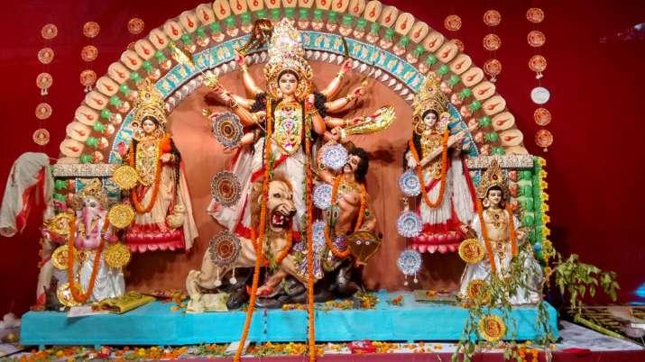 India Tv - Vasundhra Enclave Puja Samiti