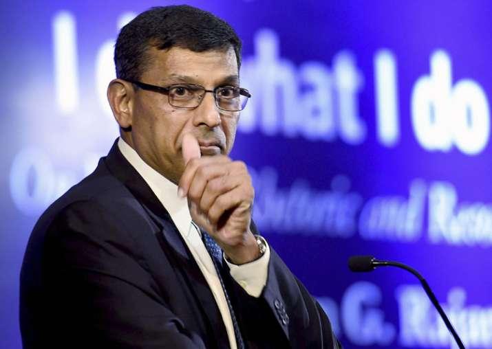 File pic of former RBI governor Raghuram Rajan