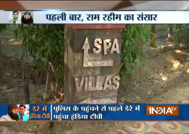Exclusive Video: All about Ram Rahim's 1000-acre Dera