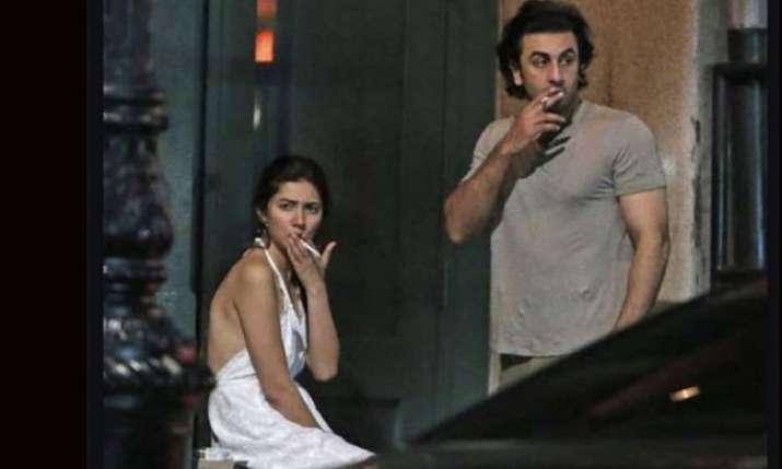 Ranbir Kapoor speaks on Mahira Khan