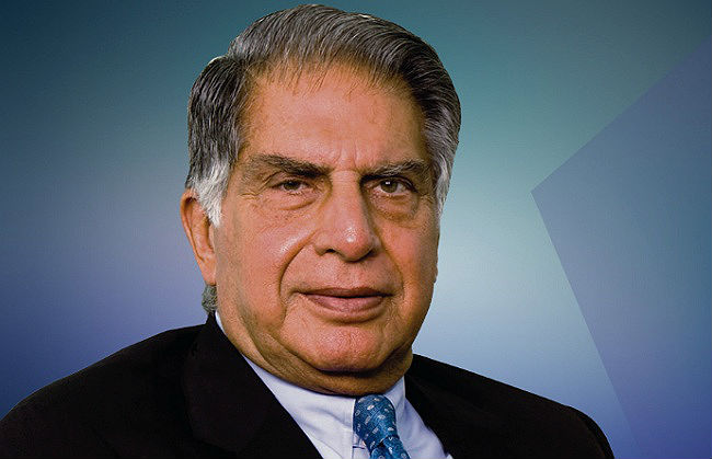 Ratan Tata is among the three Indians identified by Forbes