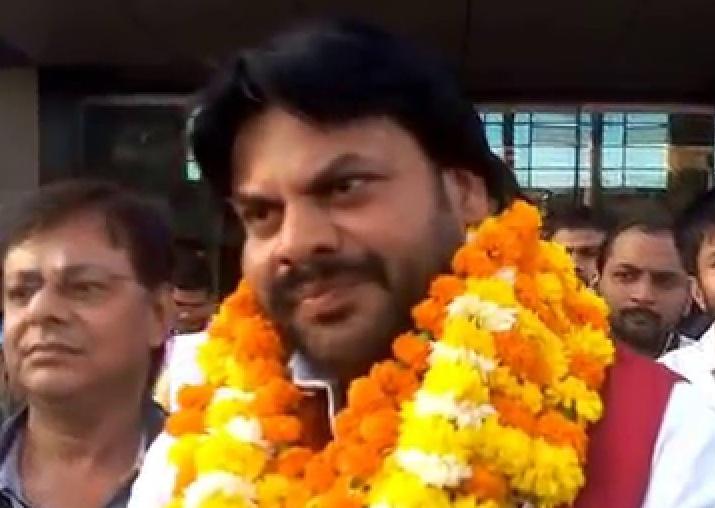 RJD MLA from Karakat Sanjay Kumar Singh Yadav