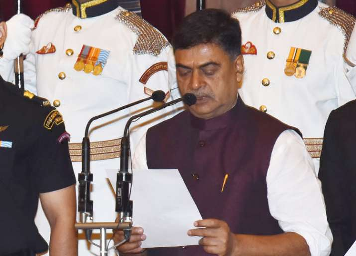 RK Singh: The officer who once arrested LK Advani in Bihar
