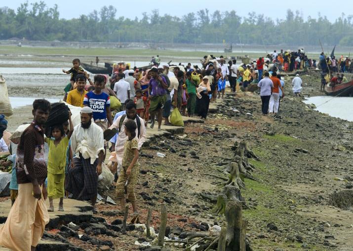 Deport Rohingya Muslims, save Hindus: VHP