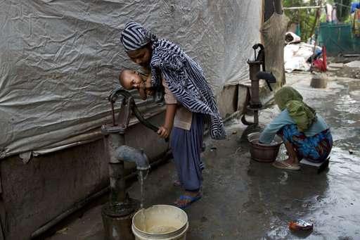 Rohingya Muslims in India