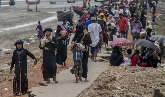Rohingyas a security threat to India, some of them ISI