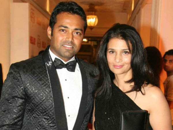 India Tv - Rhea Pillai, Leander Paes